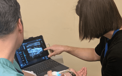 How The Ultrasound Is Going Mobile!